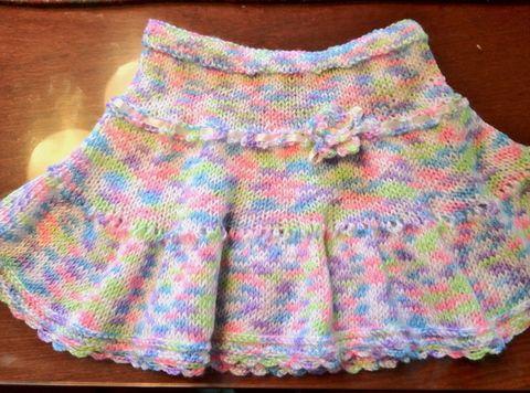 Easy+Summer+Knitting+Projects | Girl Summer Skirt Knitting Patterns | Asian Mom Blog