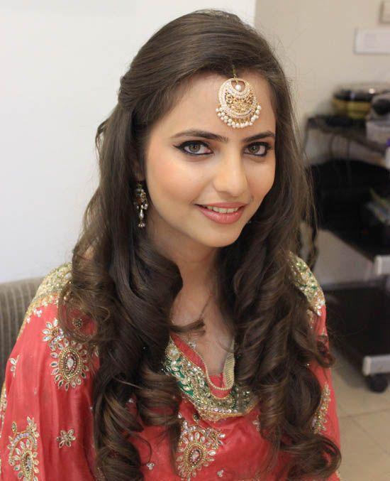 Rabia Mehra Info & Review | Best Bridal Makeup in Chandigarh | Wedmegood #soft curls #wedmegood