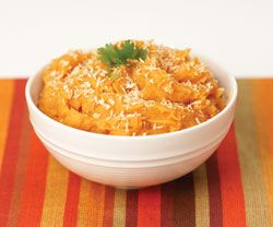 These, please! Mashed things are my favorite holiday foods! PCC Coconut Mashed Yams | PCC Natural Markets #pccspicebox