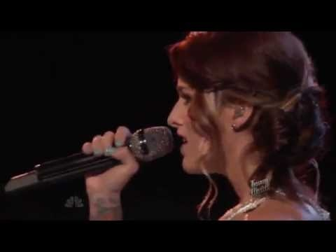 Cassadee Pope singing Miranda Lamberts song Over You... ON FREAKIN REPEAT. In love. Wow. Chills all over.