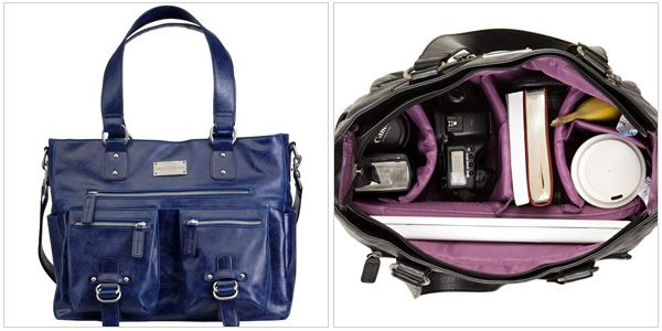 8 Stylish camera bags for women--I gotta get me one of these and I don't even have a camera! LOL