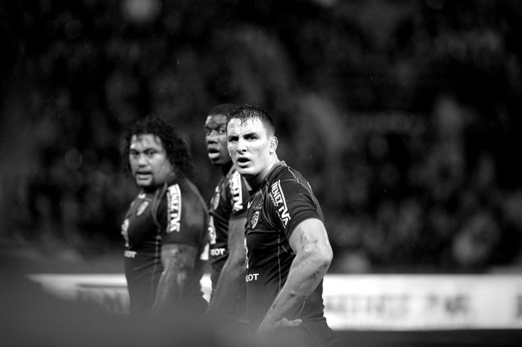 Top 14 2014-2015 - Stade Toulousain vs Grenoble 29/11/2014 12ème journée (22-25) - Census Johnston, Yacouba Camara, Louis Picamoles