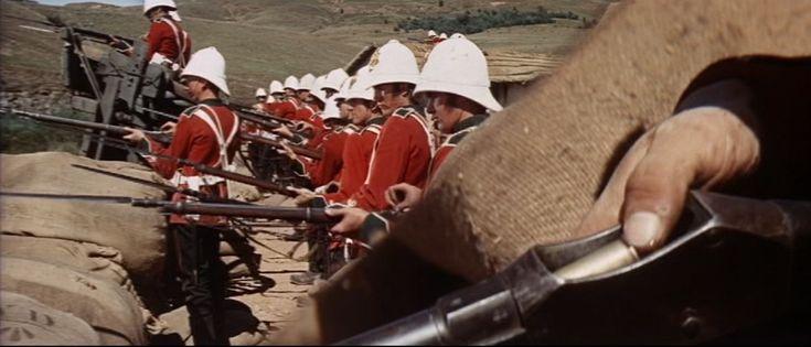 British Troops Rorkes Drift Station 1879