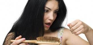 Sarımsak ve Zeytinyağı ile saç dökülmesini önleme