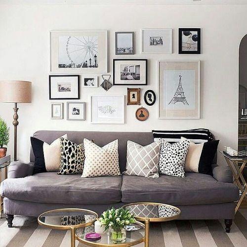 52 best Wohnzimmer images on Pinterest Woody, Entertainment - wohnzimmer weis gold