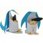 Pinguïn traktatie, een grappige wintertraktatie. Wat is er leuker trakteren dan op je favoriete dierentuin dier? Geef er minifriet en eventueel een lekker snoep of drop visje bij.
