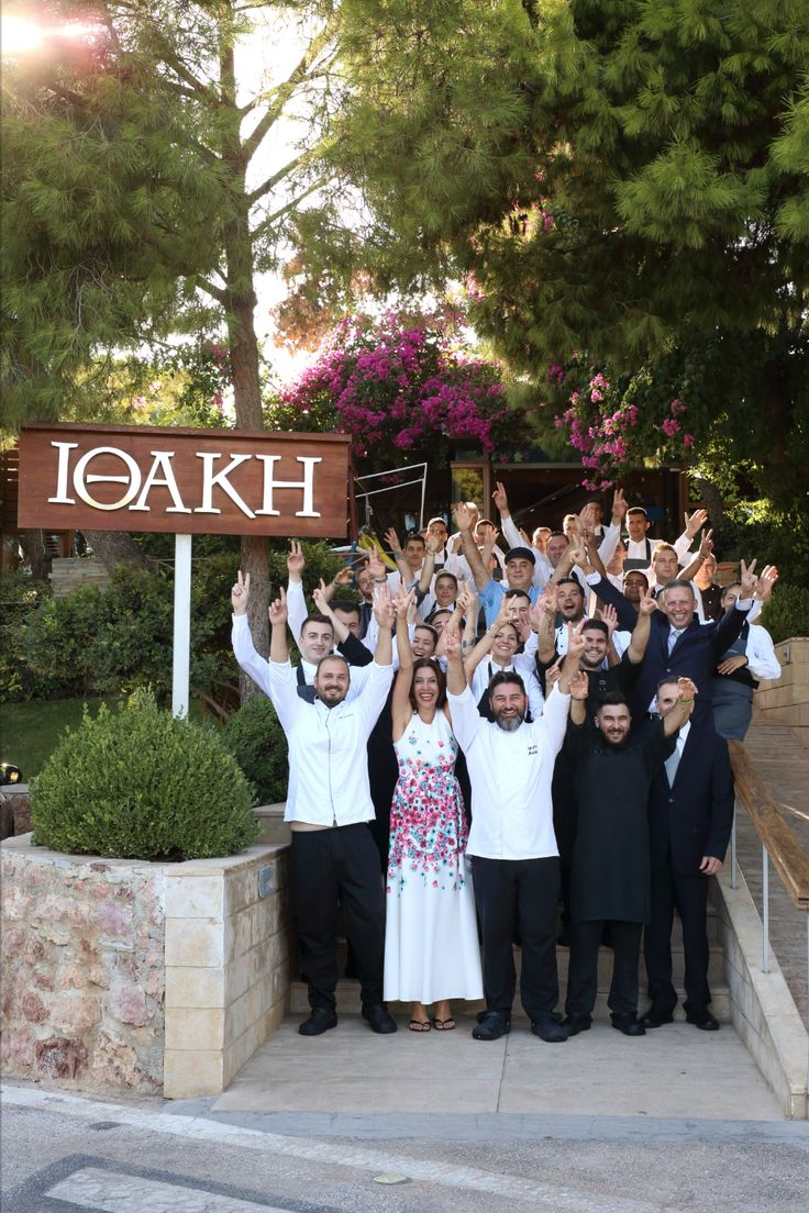 Our team at Ithaki Restaurant, Athens, couldn't be happier for all the great projects we are passionately working on!