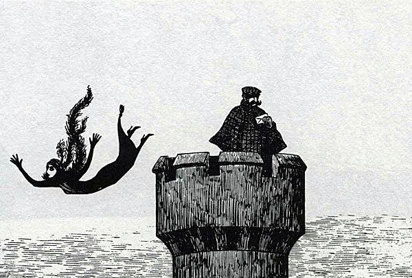 art of the beautiful-grotesque: The Art of Edward Gorey
