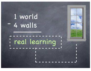 The 21st century classroom...