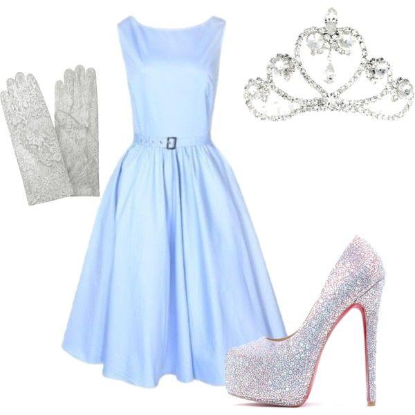 """Cinderella"" by missmarisam on Polyvore"