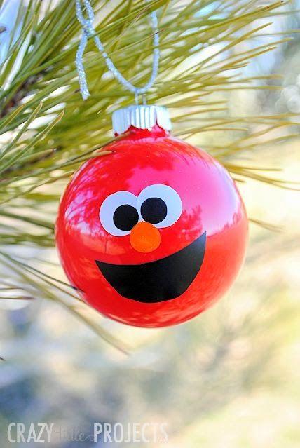 25+ ide terbaik Elmo christmas di Pinterest | Ornamen, Kerajinan ...