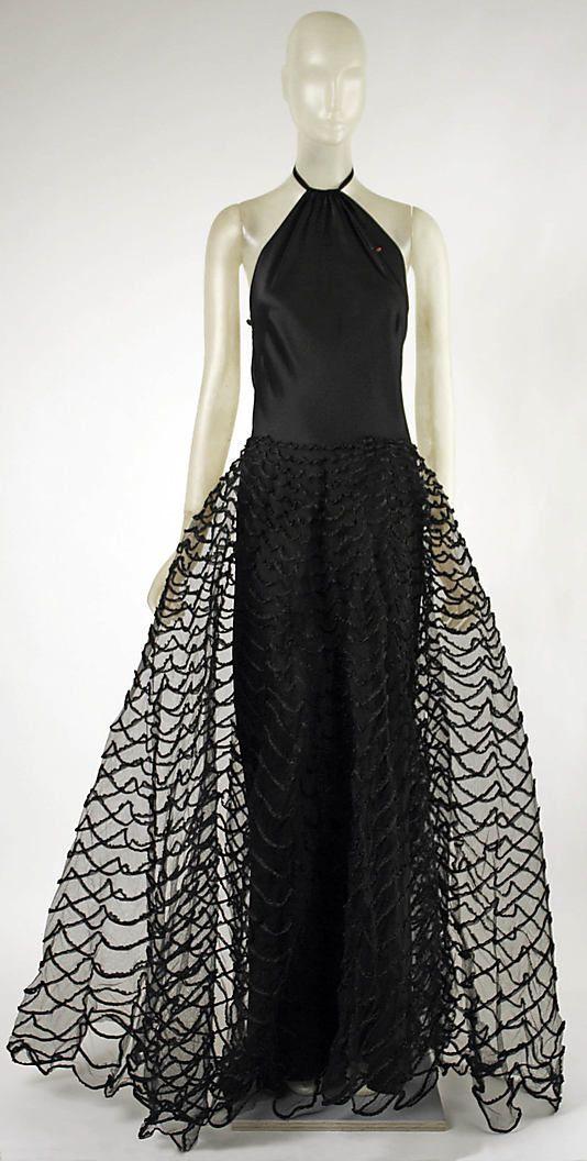 ~Madeleine Vionnet Dress    Date:1938~