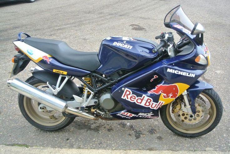 ST2 Red Bull BIke