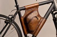 Handmade Leather Bicycle Bag 215€