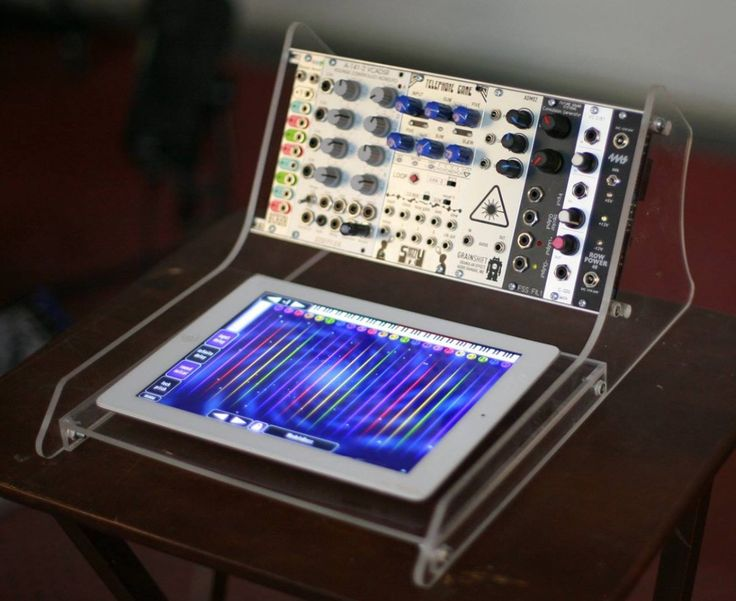 synthesist gary hall shared these modular synth design concepts created using a diy cnc router. Black Bedroom Furniture Sets. Home Design Ideas