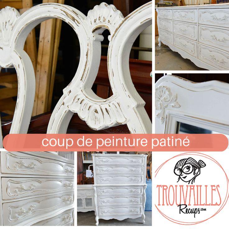 1000 ideas about meuble de chambre on pinterest fine furniture mobilier and chambre coucher - Set De Chambre King Noir