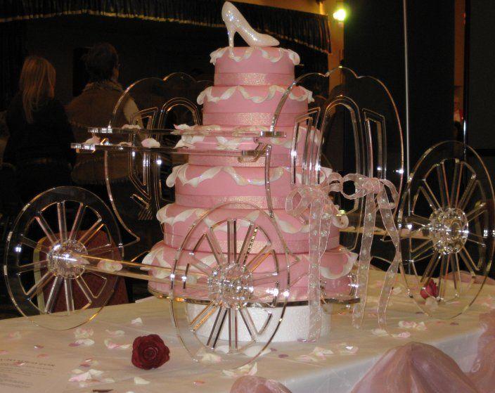 Google Image Result for http://3.bp.blogspot.com/_U56yhynHDXY/S80TWlc1qFI/AAAAAAAAAs8/mmtjuLjxGkU/s1600/cinderella-wedding-cake-pink-disney.jpg