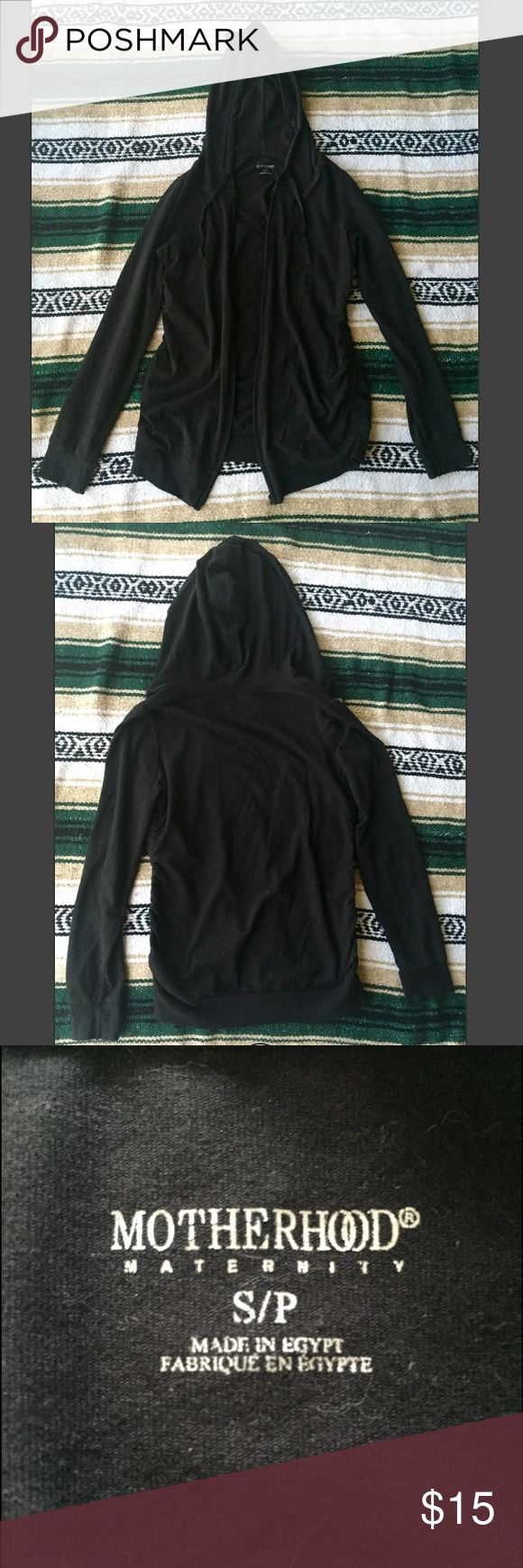 Motherhood Maternity Zip Up Motherhood Maternity Zip Up Sweatshirt. Great condition. Originally $25. Motherhood Maternity Jackets & Coats
