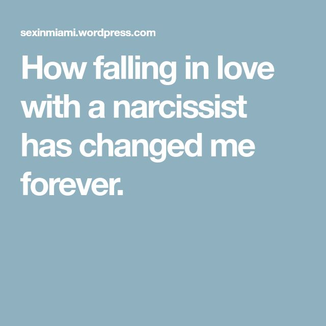 how to make a relationship with a narcissist work