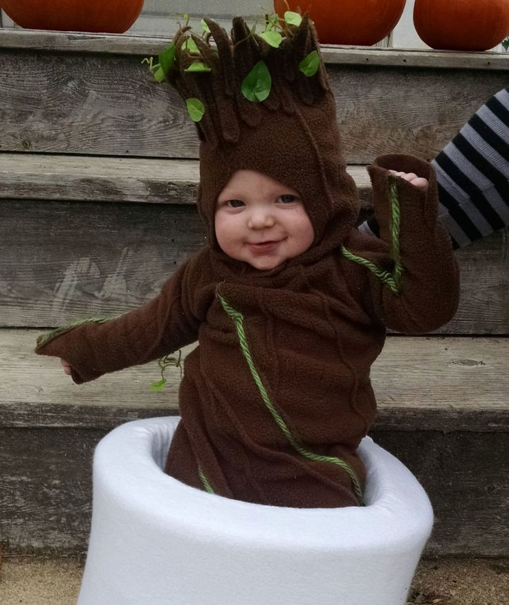 Baby groot for halloween Bebé groot, Halloween disfraces