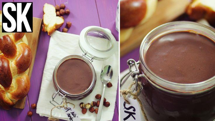 Extra sok mogyoróval és csokival! Pontos recept a blogon!