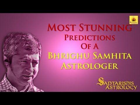 Most Stunning Predictions Of A Bhrigu Samhita Astrologer