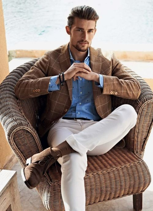 business-seminar-outfit 27 Best Summer Business Attire Ideas for Men 2018
