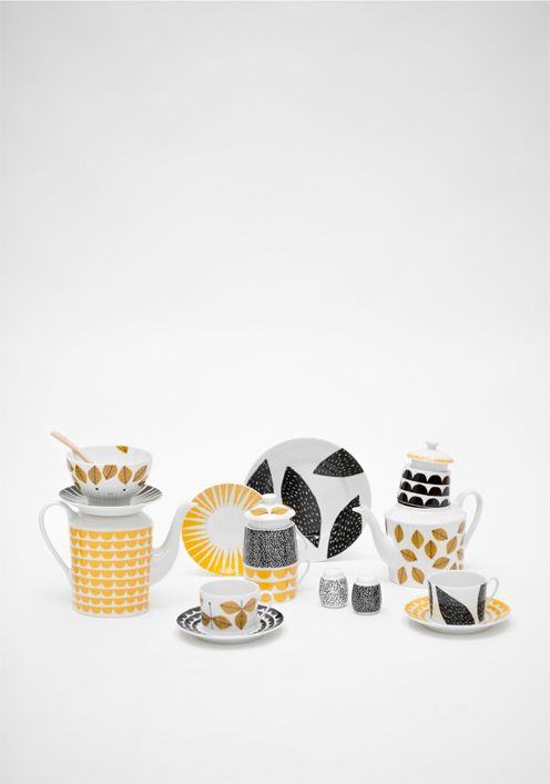Porcelain by Anna Backlund and Elisabeth Dunker for House of Rym 2013