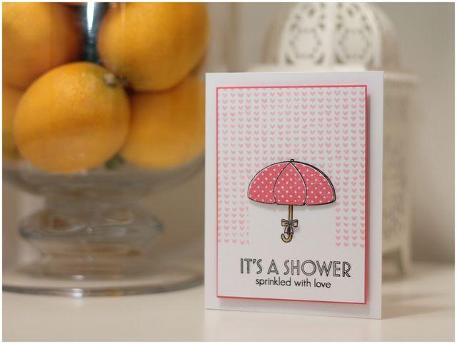 Umbrella card