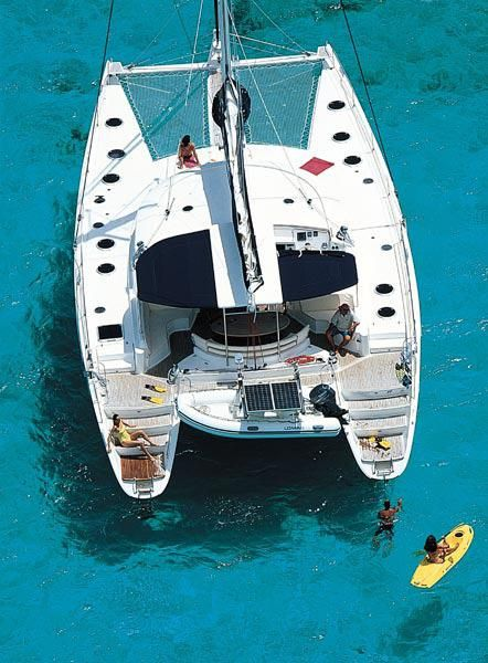 Noleggio catamarano per vacanza in barca