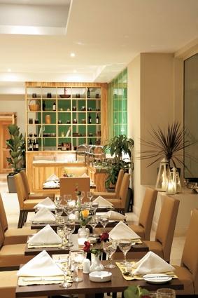 Filoxenia, Olive Restaurant