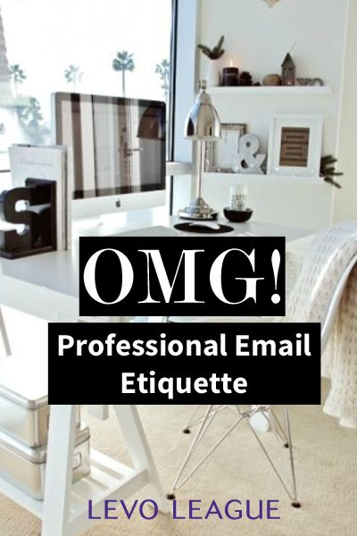 Do women undermine themselves with punctuation?  Here are some professional email etiquette tips.
