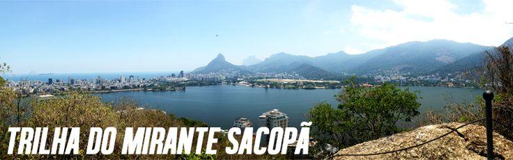 Destino - Mirante do Sacopã - RJ