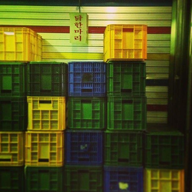 coolbam / #day 광장시장 닭한마리 / 서울 종로 예지 / #골목 #시장 #놓아두기 / 2013 07 15 /