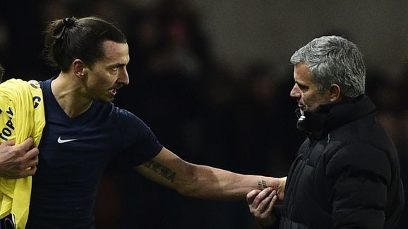Zlatan Ibrahimovic a 'Great Striker' Reveals Manchester United's Anthony Martial