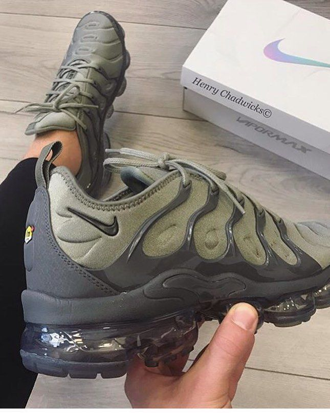 """b6c4ba9872 KICKHEADNEWS STORE on Instagram: """"Much rather these lighter ones to full  Khaki. Nike Air Vapormax Plus FOR ALL PERSONAL SHOPPING ENQUIRIES CONTACT  VIA EMAIL ..."""