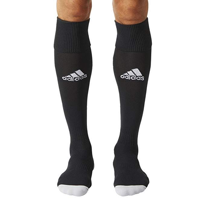 adidas Herren Milano 16 Socken, Mehrfarbig (schwarzweiß