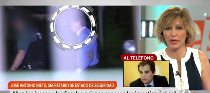 El Secretario de Estado para la Seguridad a Susanna Griso: En Venezuela, los medios que critican al Gobierno se cierran http://www.eldiariohoy.es/2017/05/el-secretario-de-estado-para-la-seguridad-a-susanna-griso-en-venezuela-los-medios-que-critican-al-gobierno-se-cierran.html?utm_source=_ob_share&utm_medium=_ob_twitter&utm_campaign=_ob_sharebar #Interior #Lezo #Jose_Antonio_Nieto #españa #politica #corrupcion #pp #actualidad #noticias #Venezuela