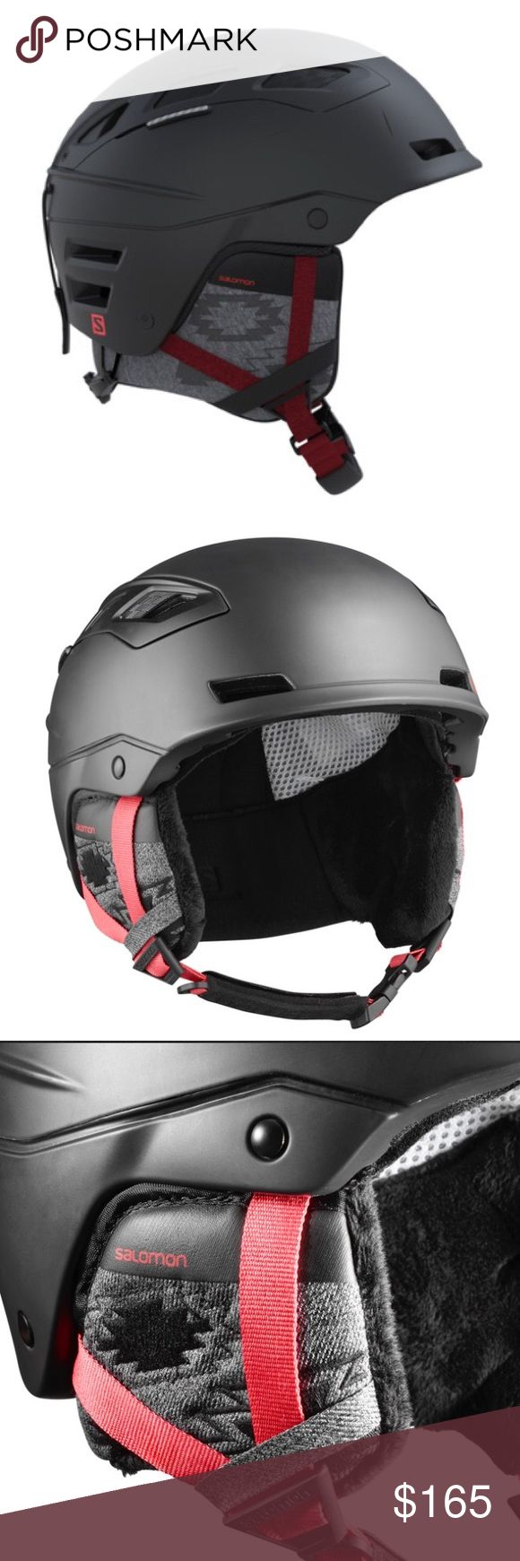 Salomon Quest Charge Women's Helmet Brand new with tags. $200 market price. Salomon Other