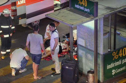 Istanbul terror attack: Erdogan says Turkey will not be divided