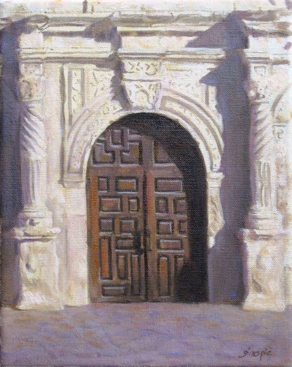 Alamo Door by Michael Gillespie & 143 best Art I Like images on Pinterest | Buy paintings Artists ... Pezcame.Com