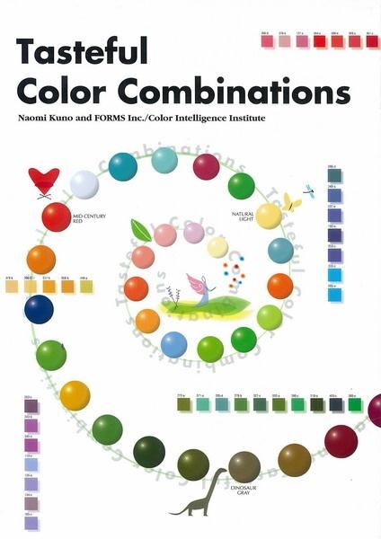Dunia sains dan teknologi ber evolusi setiap detik. Seperti warna realistik dalam SF movies, glow of electronics, mereka adalah warna masa depan, modern, dan radikal. Sebuah warna yang terangkum dalam chapter Modern & Futuristic color dalam Buku Tasteful color combination oleh Naomi Kuno.