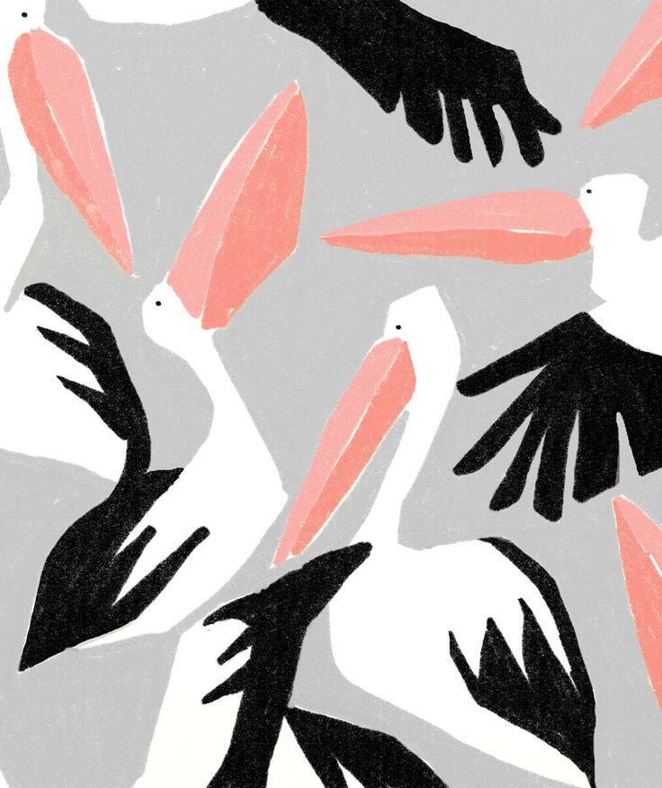 Desafinado: pelican (ophelia pang)