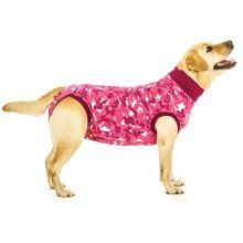 From 18.99 Suitical Recovery Suit Dog Large Pink Camouflage