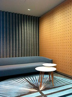 Echojazz, Acoustic panels, Acoustic wall, Acoustic curtain