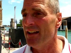 Umberto Panerai, preparatore atletico di Luna Rossa - #AmericasCup
