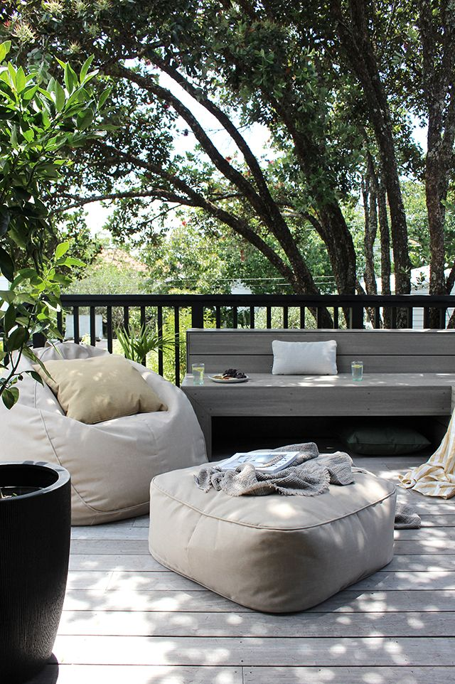 Tdc Deck Update With Coast New Zealand Part Two Outdoor Balcony Deck Ideas New Zealand Outdoor Rooms