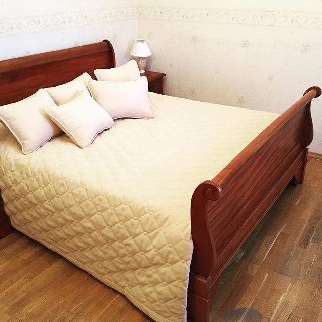 #Покрывало #стёганное, #подушки с #руликом для храма в Дзержинском