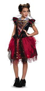 Red Queen Tween Costume - 376237 | trendyhalloween.com