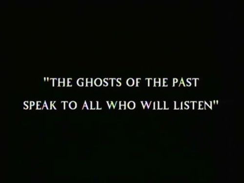 Image result for past actions are like ghosts they come back to haunt quotes